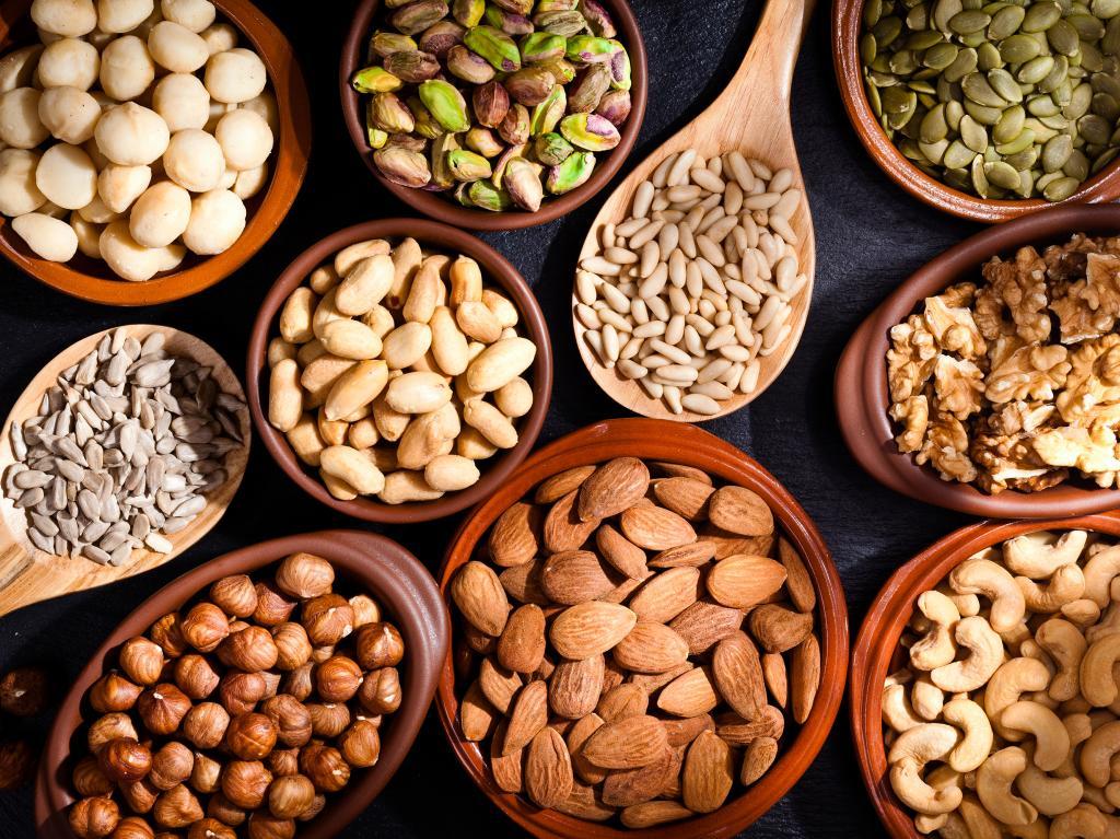 какие орехи полезнее жареные или сушеные