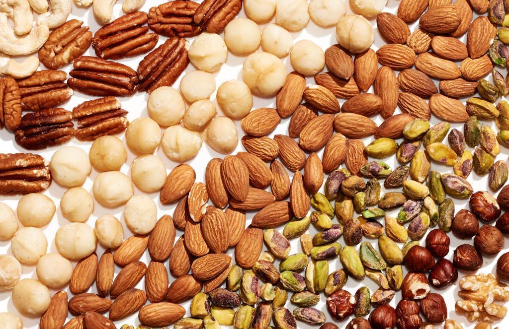 орехи жареные или сырые что полезнее