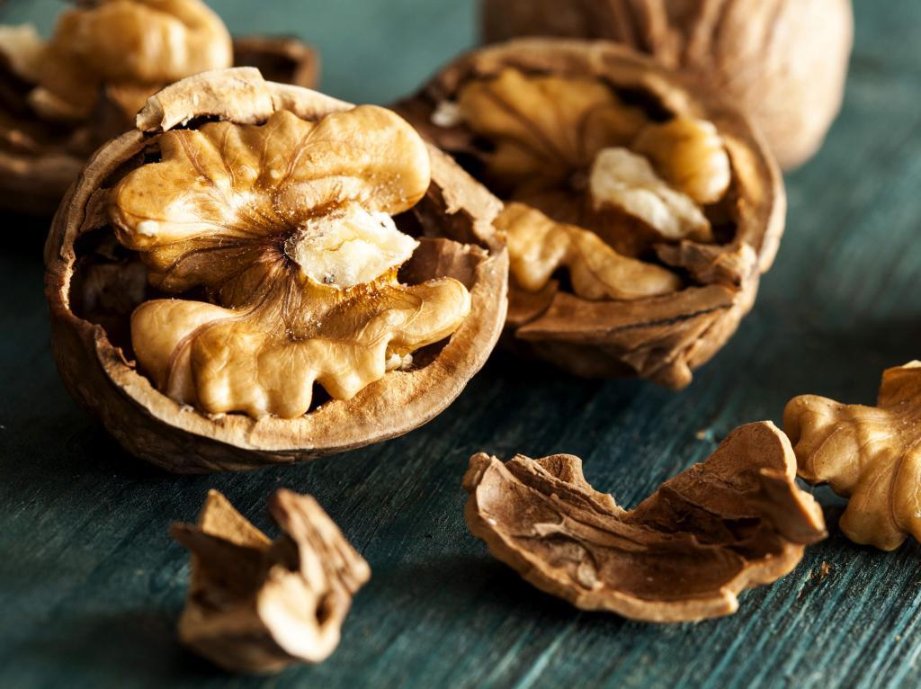 полезны ли жареные грецкие орехи
