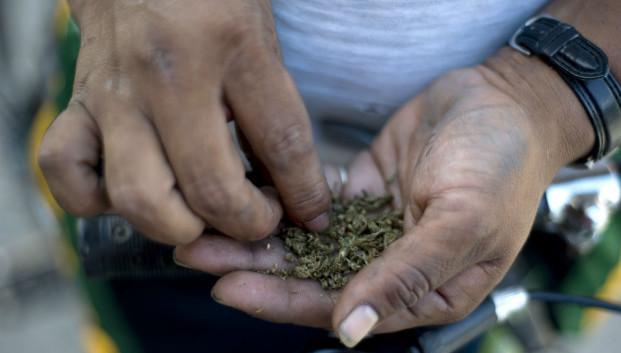 есть ли зависимость от марихуаны
