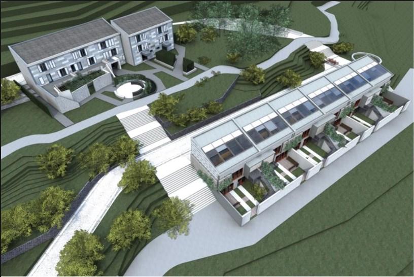 Проект строительства базы отдыха