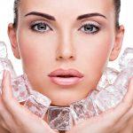 Протирать лицо льдом: описание процедуры, влияние на кожу