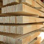 Размеры клееного бруса для строительства дома