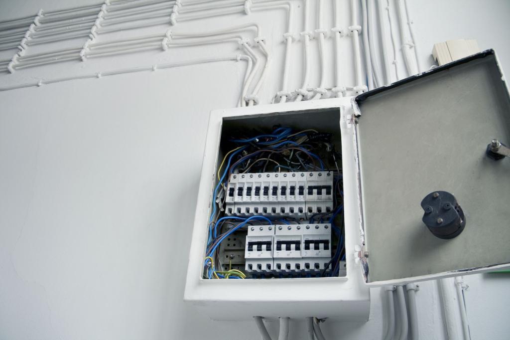 схема вводно распределительного устройства квартирного щитка