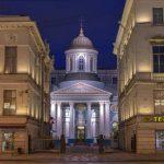 Протестантские церкви в Санкт- Петербурге: прошлое и настоящее
