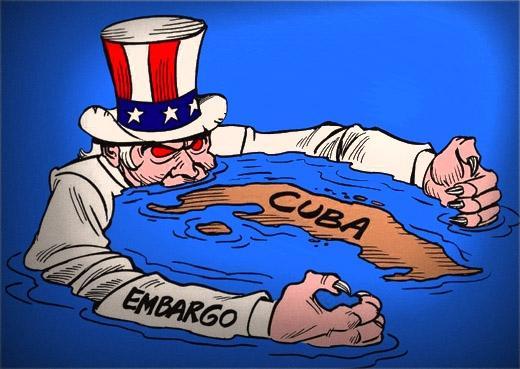 Блокада Кубы