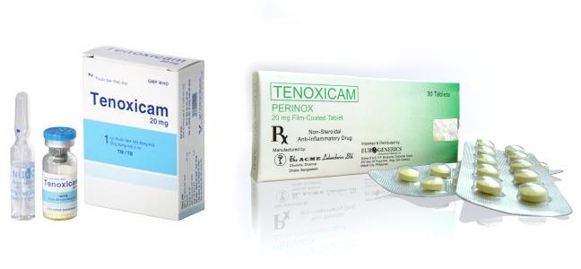 таблетки теноксикам инструкция по применению