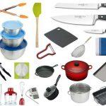 Основные предметы кухни: описание и фото
