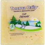 Сыр Тысяча озер: описание