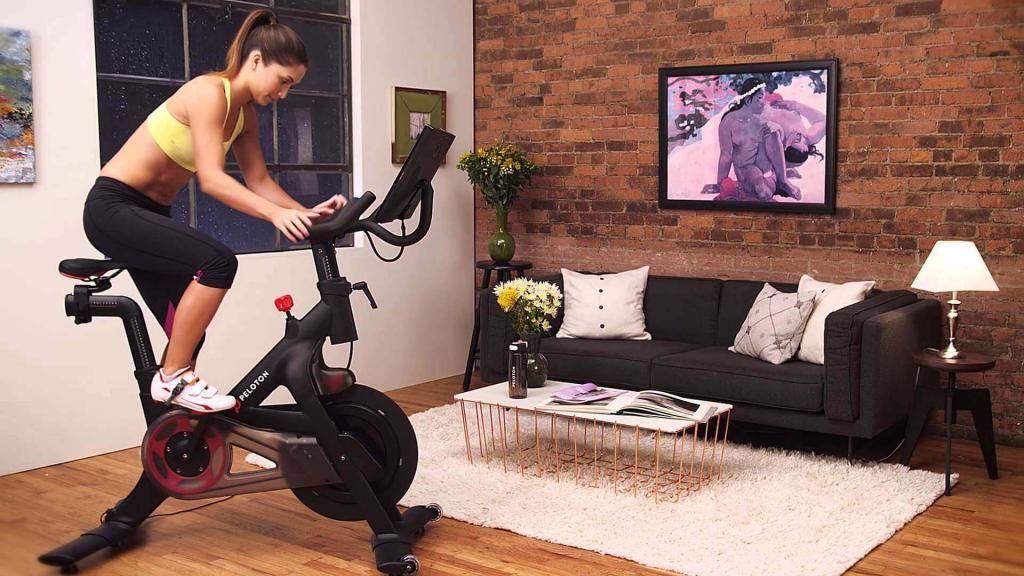 польза езды на велотренажере для женщин