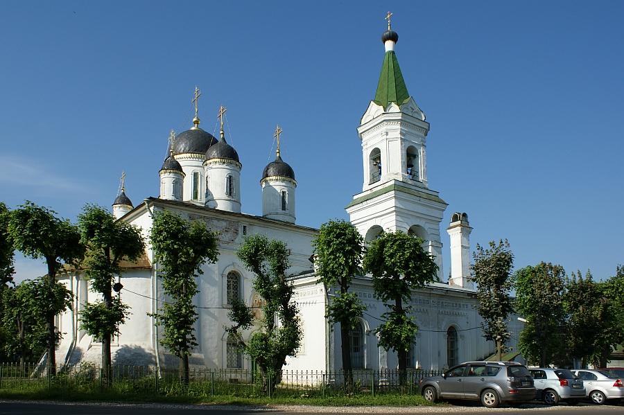 Белая церковь.