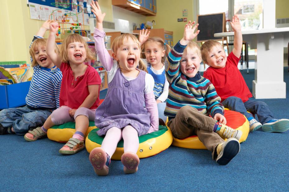 Развитие детей в 4 года