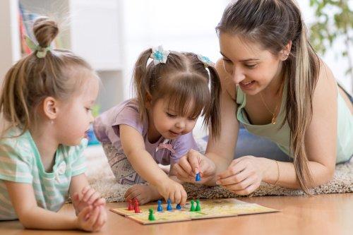 Развитие мышления дошкольников