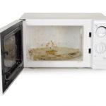 Чистка микроволновки: способы, средства и рекомендации. Как почистить микроволновку внутри? Быстрый ...