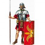 Экипировка, оружие и шлем римского легионера: пошаговый мастер-класс по изготовлению