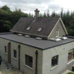 Каркасный дом с плоской крышей: проекты, особенности строительства