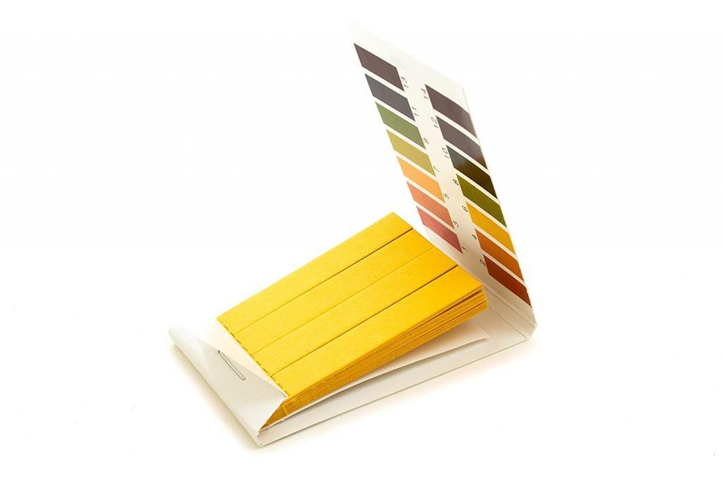 Лакмусовая бумага