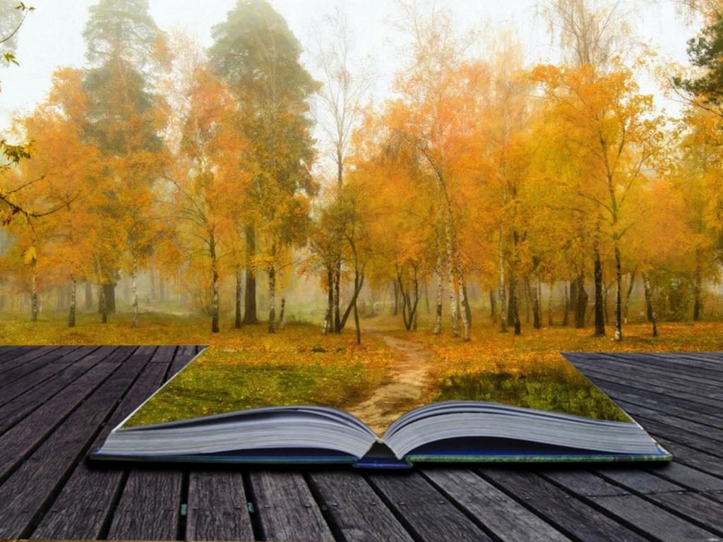 Осень в произведениях Тургенева