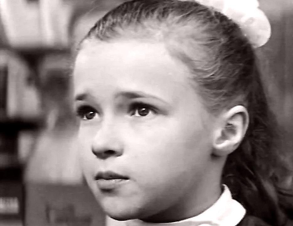 Ирина в Насти Рябининой, 1971 год