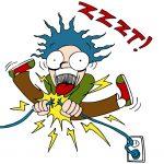 Факторы, влияющие на исход поражения электрическим током: виды поражений, степени, первая помощь