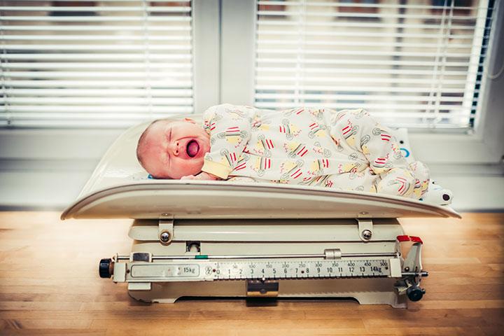 Нормы веса при рождении и отклонения