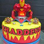 Торт Железный человек - тонкости приготовления