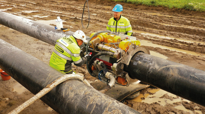 Эксплуатация трубопровода