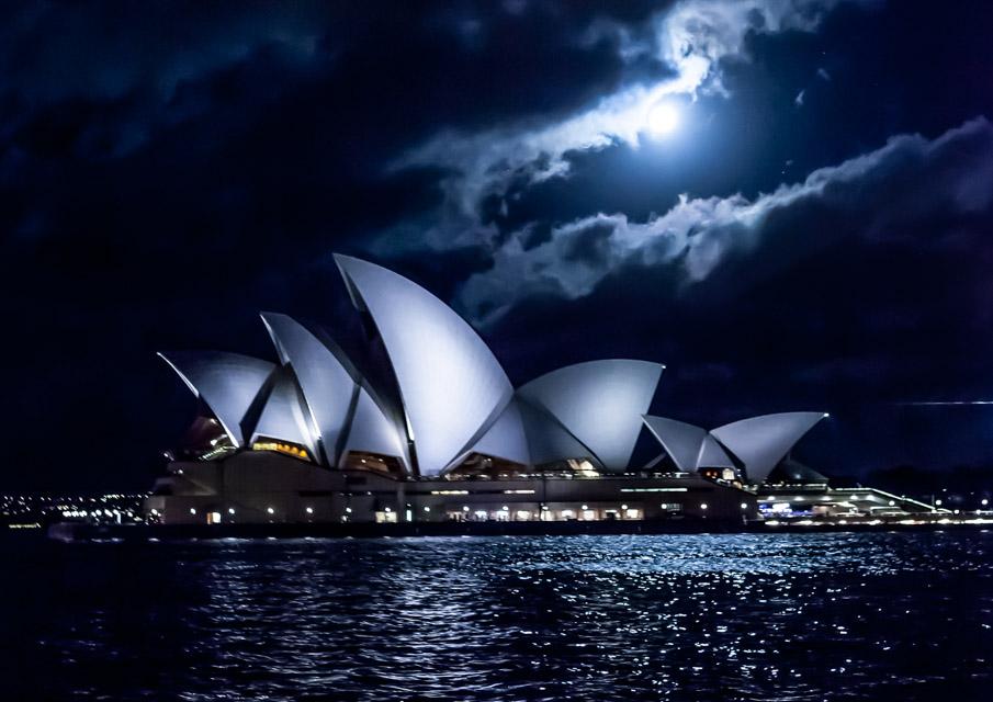 ночные путешествия
