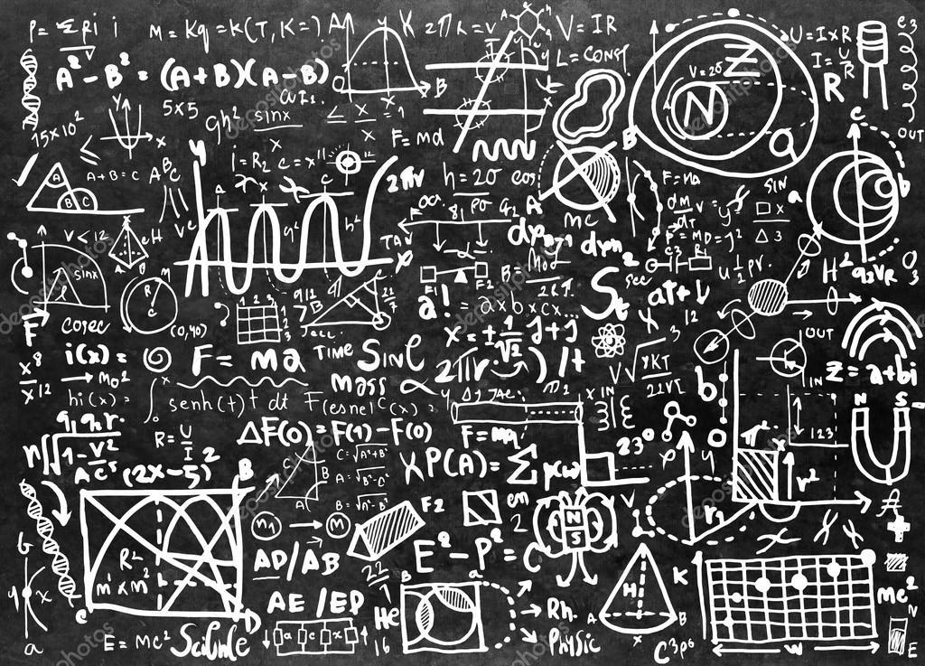 Физические формулы