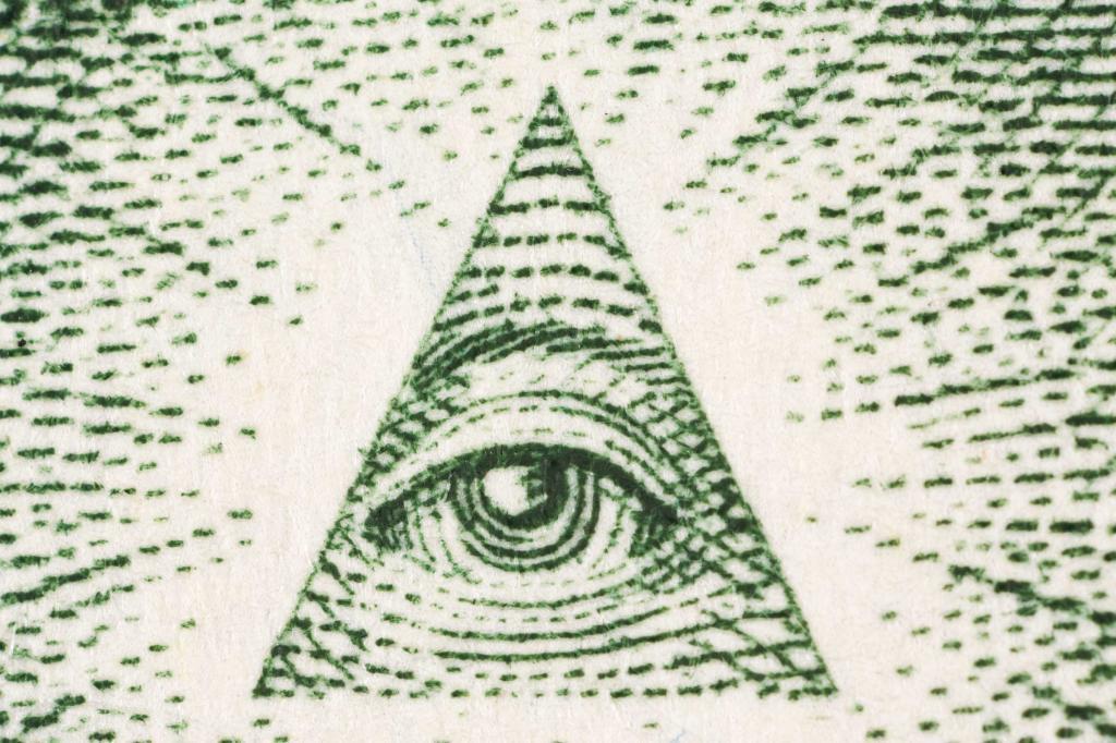 глаз над пирамидой