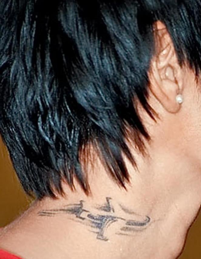 Значение татуировок Земфиры