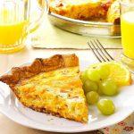 Как готовить киш с ветчиной и сыром
