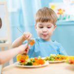 Обед в детском саду: принципы, план, время