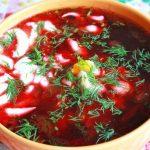 Польский борщ: рецепт приготовления с фото, ингредиенты и нюансы готовки