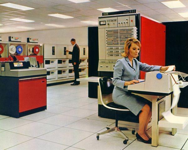 IBM360 модель 65