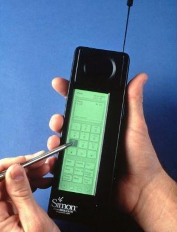 Смартфон IBM Simon