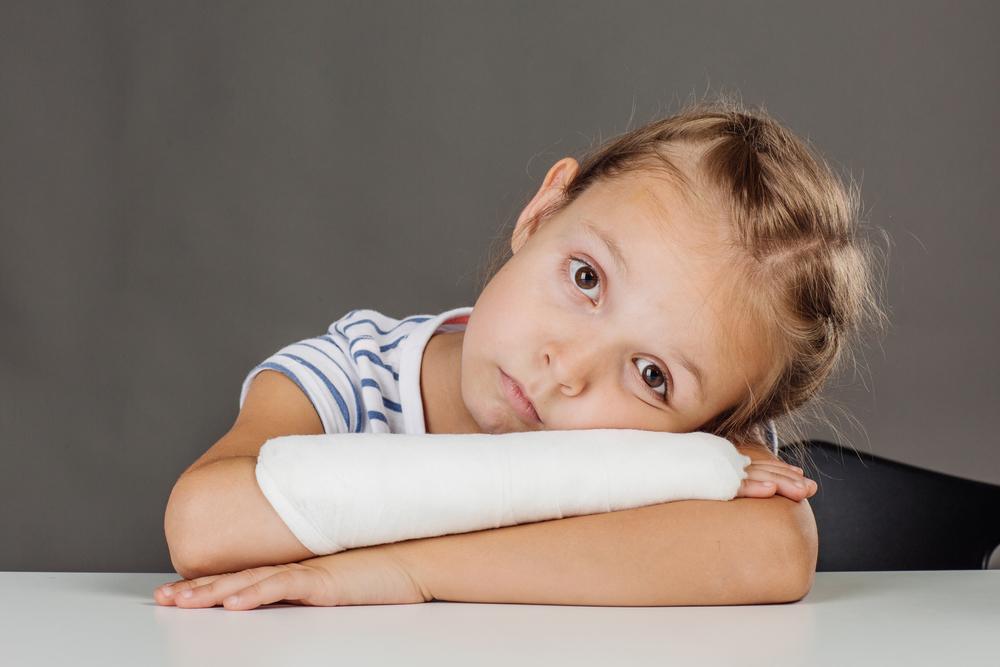 особенности переломов у детей