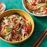 Лапша со свининой: способы приготовления, рецепты, рекомендации
