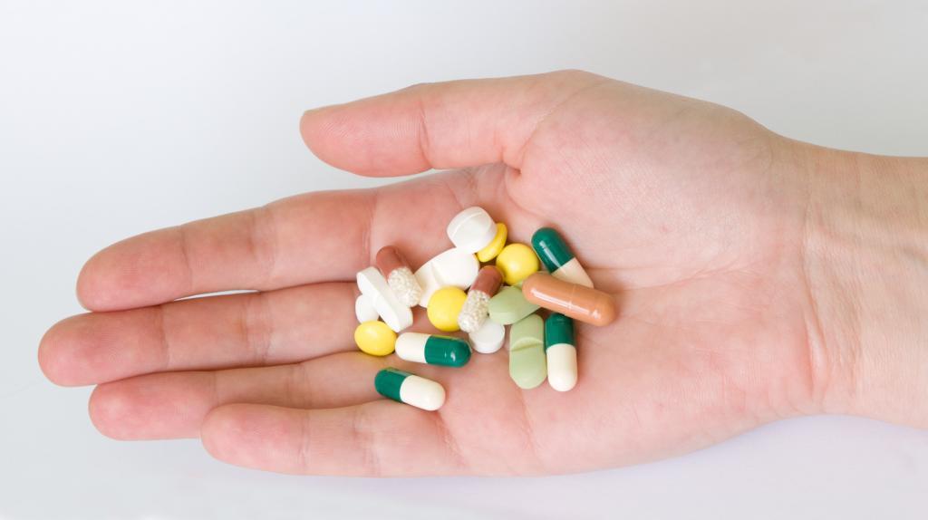 какие антибиотики принимать при воспалении желчного пузыря