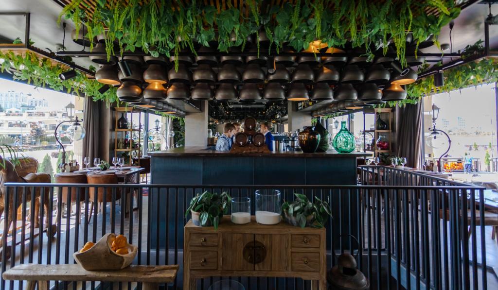 Ресторан Чирэм