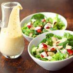 Дрессинги для салатов: рецепты приготовления вкусной заправки