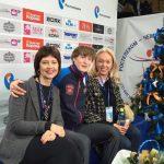 Светлана Соколовская и ее ученики