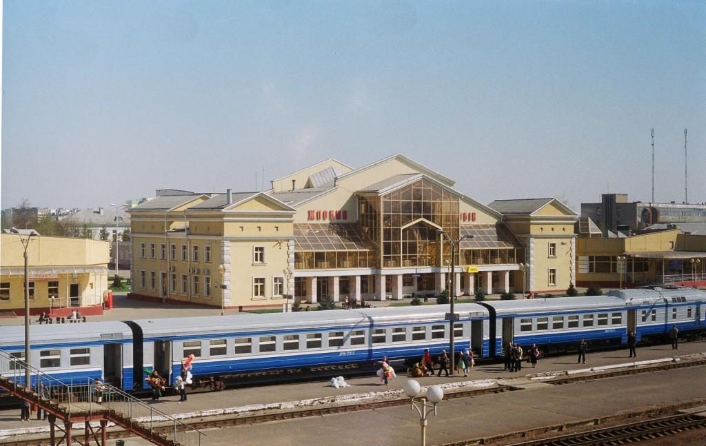 Город Жлобин