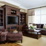 Гостиная в американском стиле: особенности оформления и советы дизайнеров