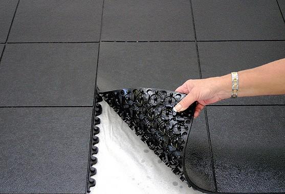 мягкие виниловые плитки для пола