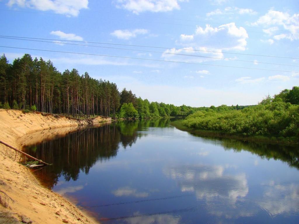 долина реки Березина