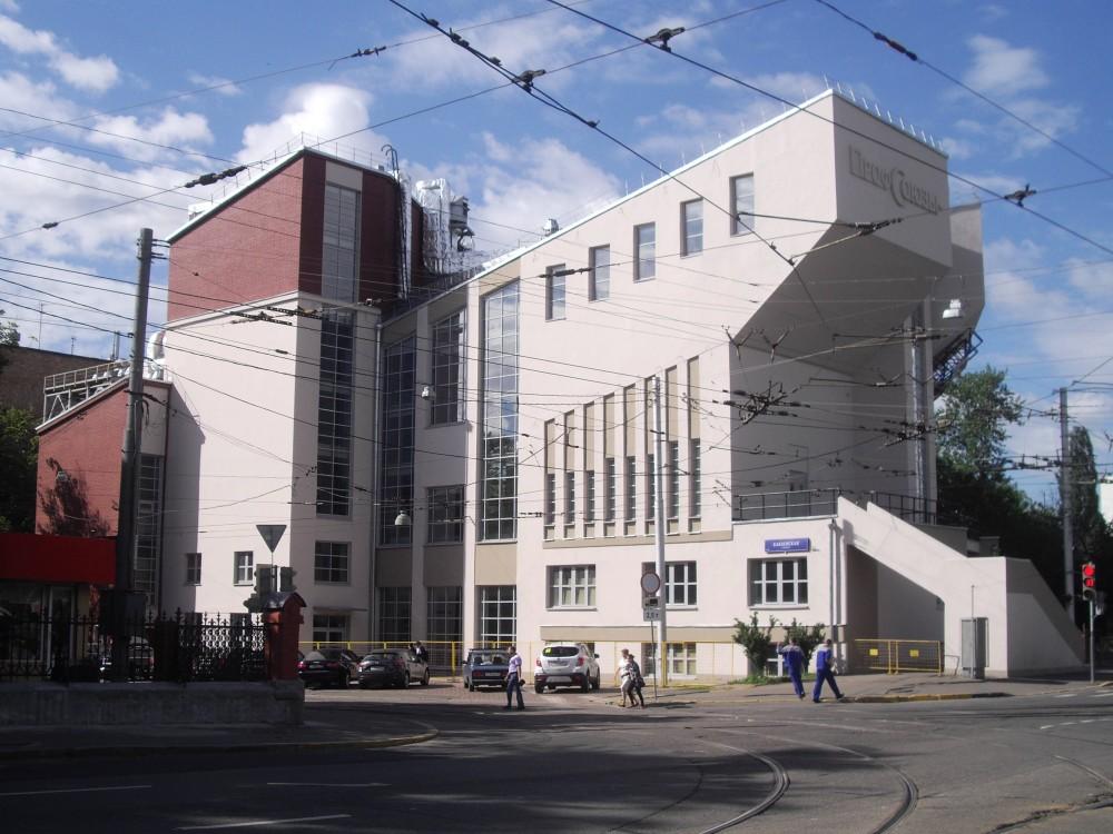 Архитектура в Москве