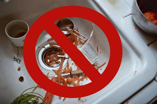 ремонт измельчителей пищевых отходов