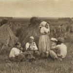 Крестьянский быт XVIII века в России