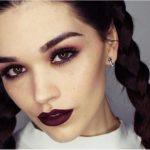 Рок-макияж: идеи и правила стиля. Смелый макияж в стиле глэм-рок